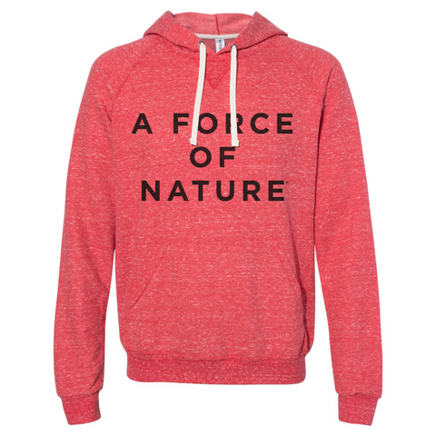 CForce French Terry Pullover Hood Sweatshirt
