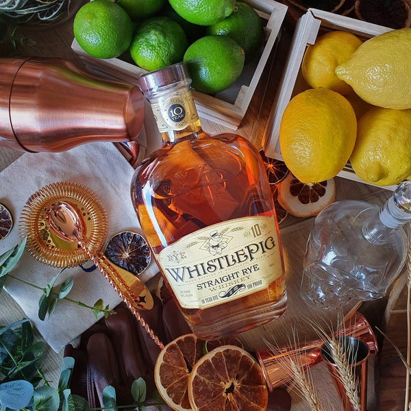 WhistlePig - Old-Fashioned Week 2019 in Singapore