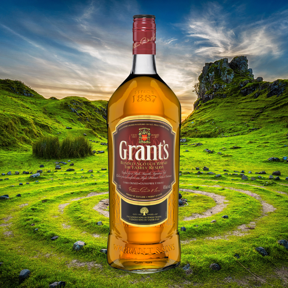 Grant's Family Reserve Single Malt