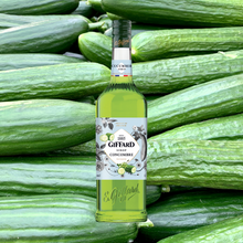 Load image into Gallery viewer, Giffard Syrup Cucumber