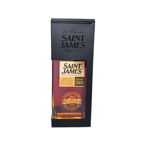 Saint James Millésime 2001