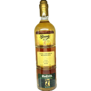 St. Lucia Stackables Golden Rum