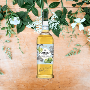 Giffard Syrup Elderflower