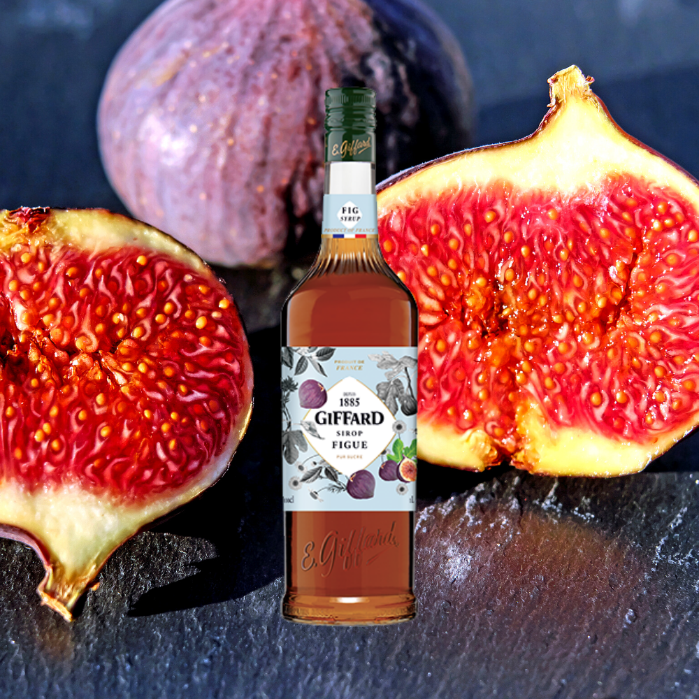Giffard Syrup Fig