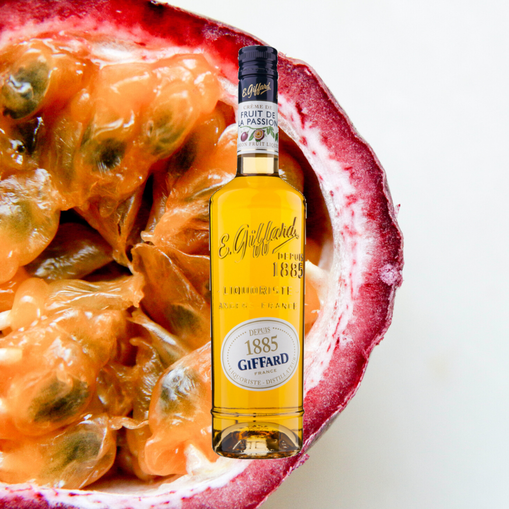 Giffard Liqueur Creme Passion Fruit