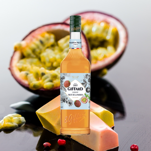 Giffard Syrup Passion Fruit