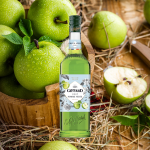 Giffard Syrup Green Apple