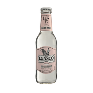 J. Gasco Indian Tonic