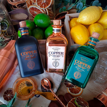 Load image into Gallery viewer, Copperhead Gin Bottle Trio