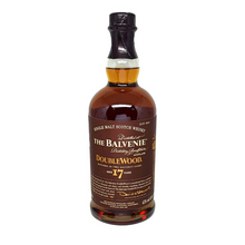 Load image into Gallery viewer, Balvenie 17 Year Double Wood