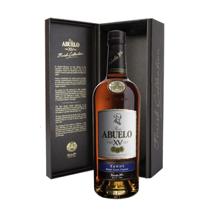 Ron Abuelo 15Years - TAWNY (Porto Cask)