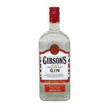 Load image into Gallery viewer, Gibson's London Dry Gin