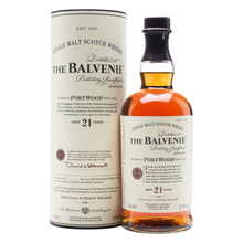Load image into Gallery viewer, Balvenie 21 Year Port Wood