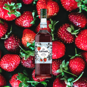 Giffard Syrup Strawberry