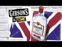 Load and play video in Gallery viewer, Gibson's London Dry Gin