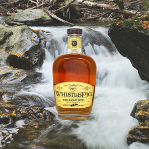 WhistlePig 10 Year Rye Whisky