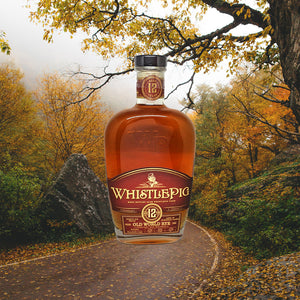 WhistlePig 12 Year Rye Whisky