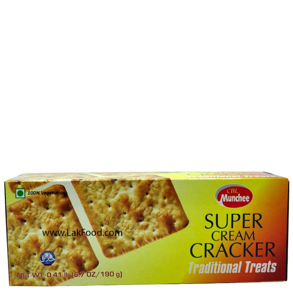 Munchee Cream Cracker 190g