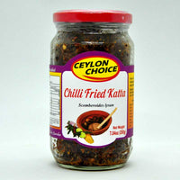 AMK Chilli Fried Katta Dry Fish 200g
