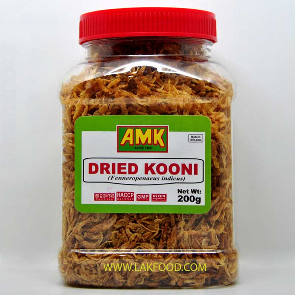 AMK Dried Kooni (Baby Shrimp) 200g