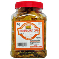 AMK Fried Bread Fruit Chips 250g