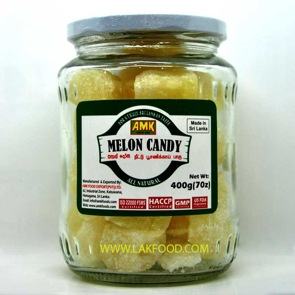 AMK Melon Candy 400g