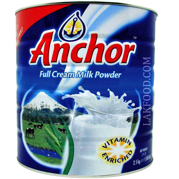 Anchor Milk Powder 2.5kg (5.5lb)