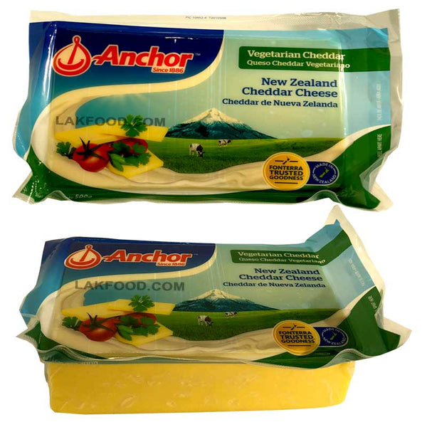 Anchor Cheddar Cheese 500g