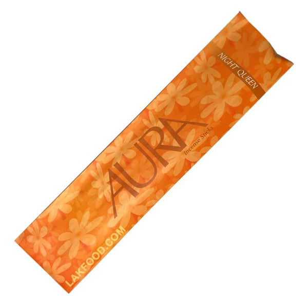 Aura Incense Sticks - Night Queen