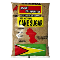 Brown / Cane Sugar 4LB