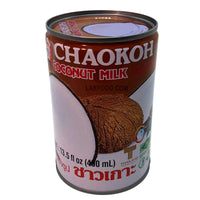 Chaokoh Coconut Milk 400ml x 24 - 1 Box