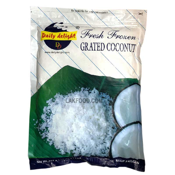Daily Delight Grated Coconut 1-Lb ** Maximum 3 per customer