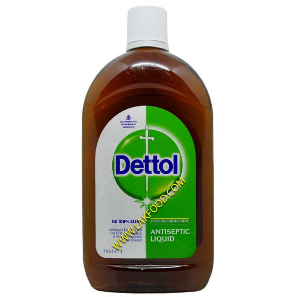 Dettol Antiseptic Liquid 550ml (0.55L)