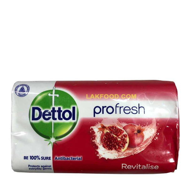 Dettol Soap 90g - Revitalise