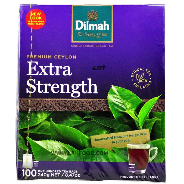Dilmah Extra Strength Tea 100 Bags