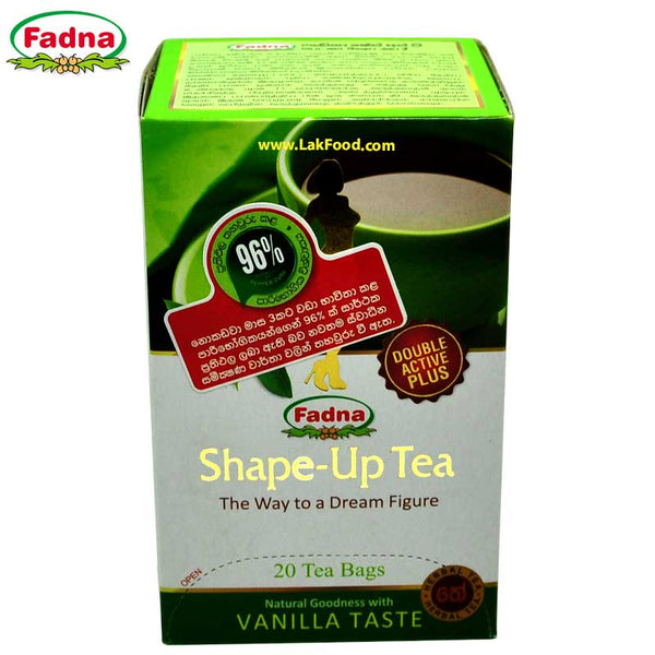 Fadna - Shape Up Tea - 20 Tea Bags