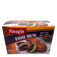 Finagle Fish Bun 6-Pcs **