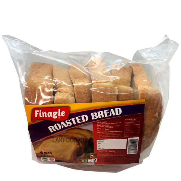 Finagle Roasted Bread 6-Pcs **
