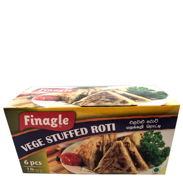 Finagle Vegetable Roti 6-Pcs **