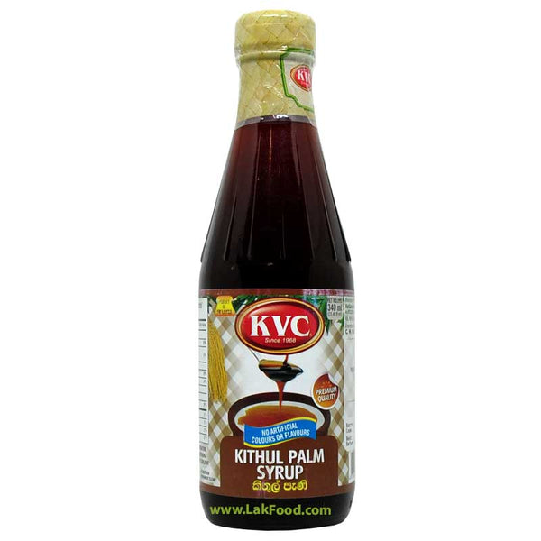 KVC Kitul Treacle 340ml