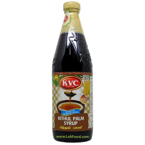 KVC Kitul Treacle 750ml