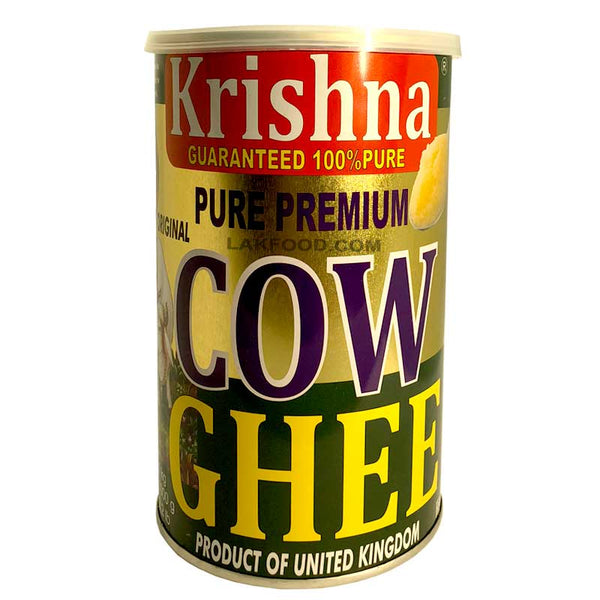 Krishna Pure Cow Ghee 1kg (UK)