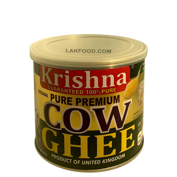 Krishna Pure Cow Ghee 500g (UK)