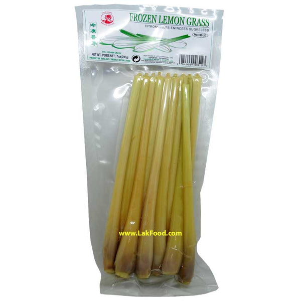 Frozen Lemon Grass 200g