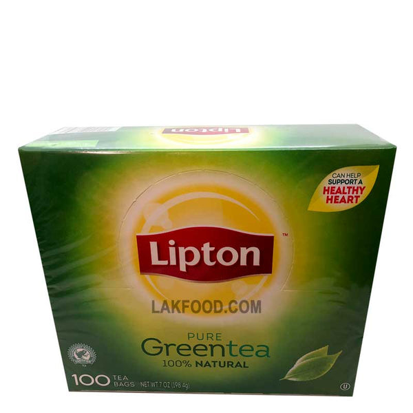 Lipton Green Tea 100 Bags