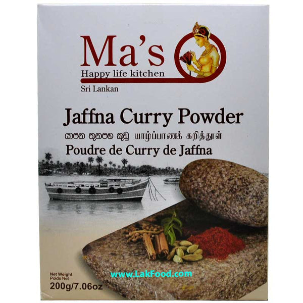 MA's Jaffna Curry Powder 200g