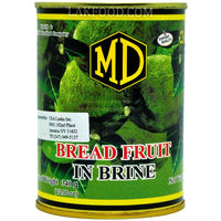 MD Bread Fruit in Brine 560g (දෙල්)