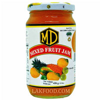 MD Mixed Fruit Jam 450g