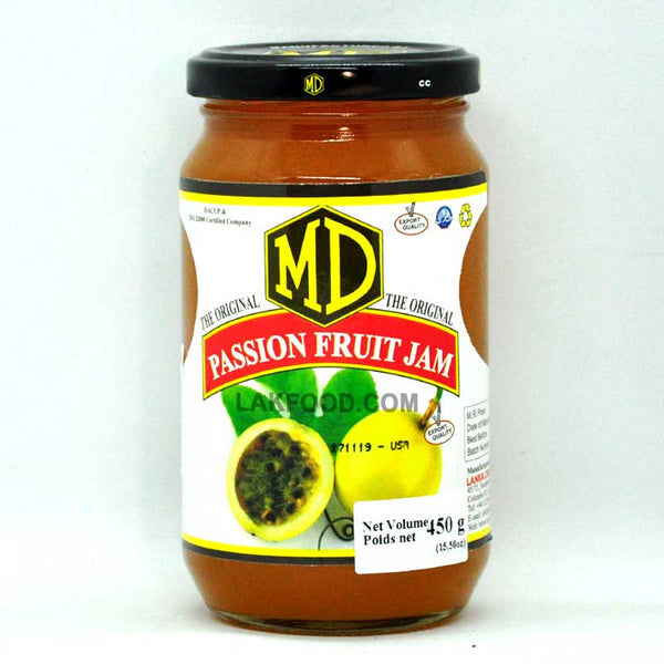 MD Passion Jam 450g
