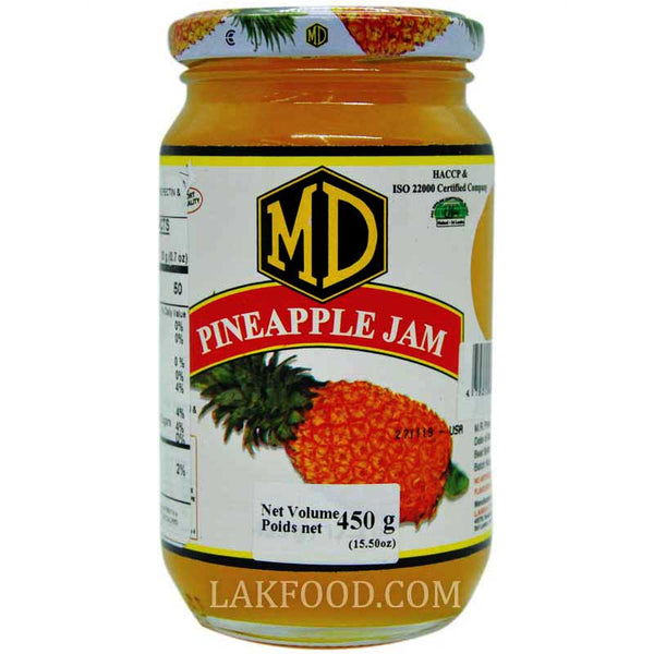 MD Pineapple Jam 450g